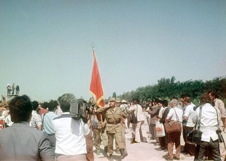 15 февраля исполнилось 20 лет со дня вывода советских войск из Афганистана (22 фотографии)