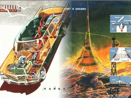 Обложки журнала Техника молодежи (29 фотографий)
