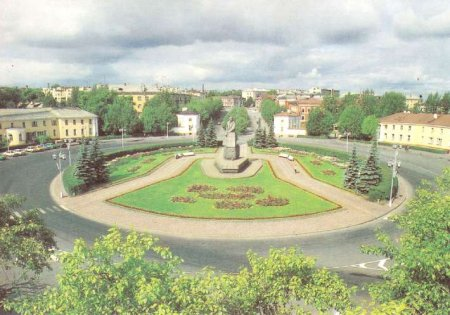 Петрозаводск 1988 год (19 фотографий)