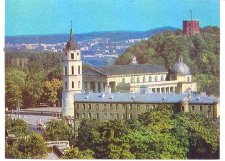 Вильнюс 1975 год (11 фотографий)