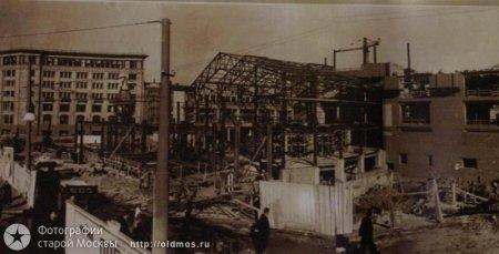 Московские стройки (17 фотографий)