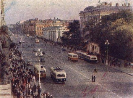Фотографии Ленинграда 1950-х - 1960-х годов (19 фотографий)