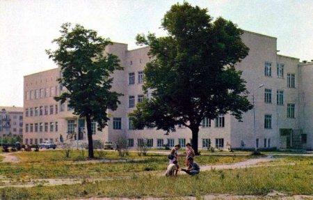 Калининград 1972 год (14 фотографий)