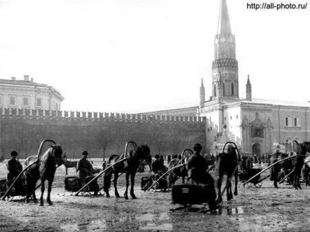 Красная площадь в картинках (40 фотографий)