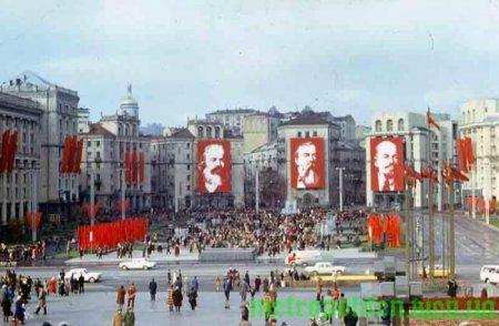 Киев полвека назад (51 фотография)