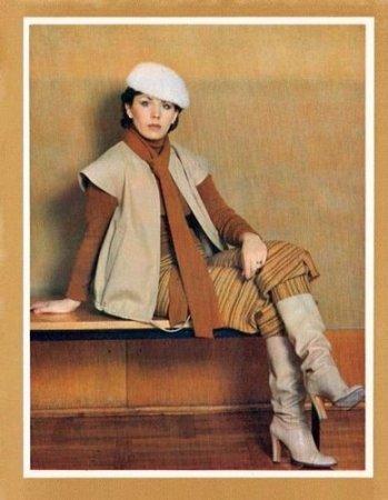 СССР мода 1979 года (14 фотографий)