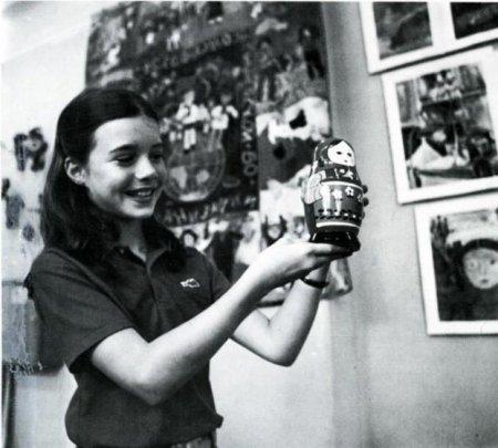 Саманта Смит в СССР (30 фотографий)