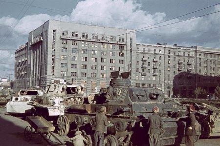 Оккупированный Харьков (16 фотографий)