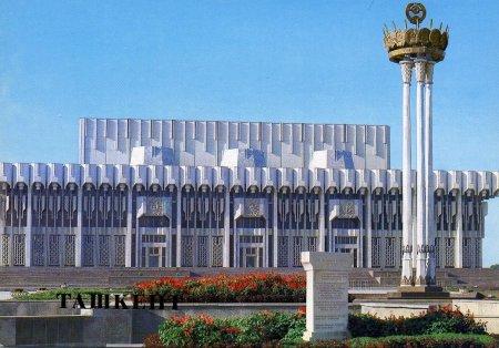 Ташкент 1986 год (9 фотографий)