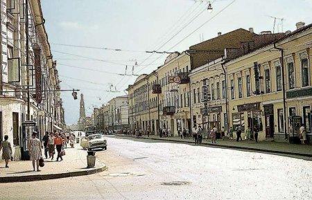 Центральная Россия глазами иностранца, Фото: Thomas Poulsen, 1967 год (20 фотографий)