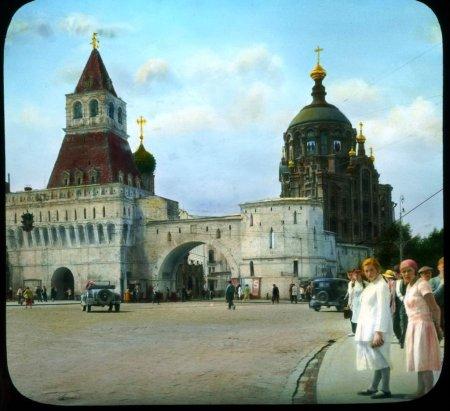 Москва в 1931 году (61 фотография)