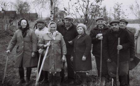 Субботники в СССР.