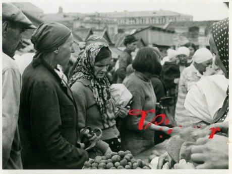 Туристы из Германии в СССР 1942 год