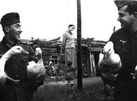 Фото манипуляции в СССР во время Второй Мировой