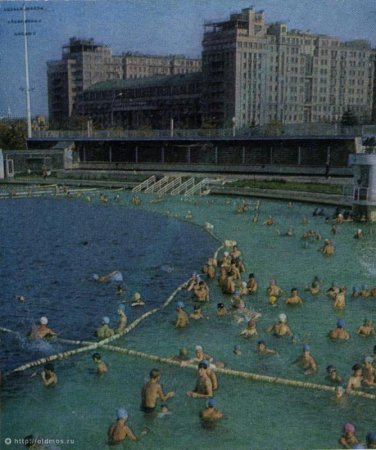 Плавание зимой и летом