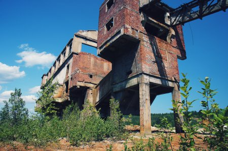 Город шахт