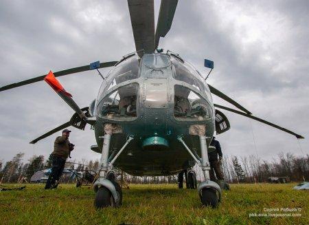 Советский вертолет КА 26