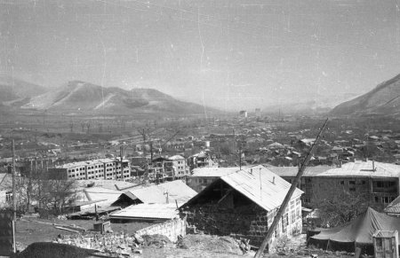 Землетрясение в Армении 1988 г.