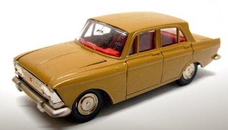 Советские коллекционные модели автомобилей